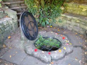 The Chalice Well, Glastonbury