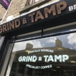 Grind and Tamp