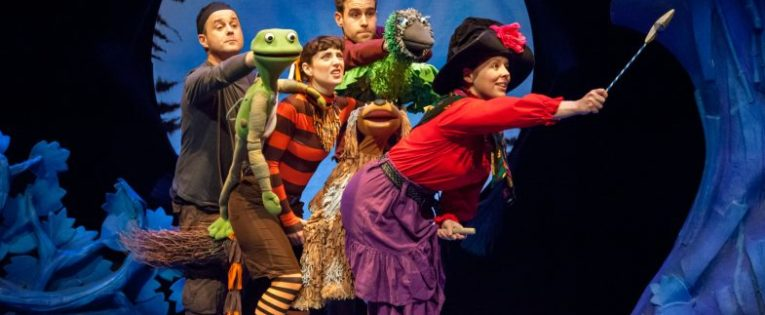 Review: Room on the Broom, The Lowry, Salford