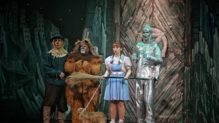 The Wizard of Oz, Stockport Plaza