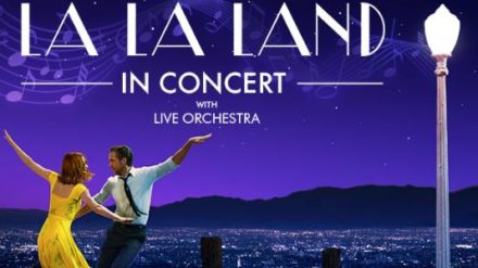 La La Land in Concert, The Bridgewater Hall, Manchester