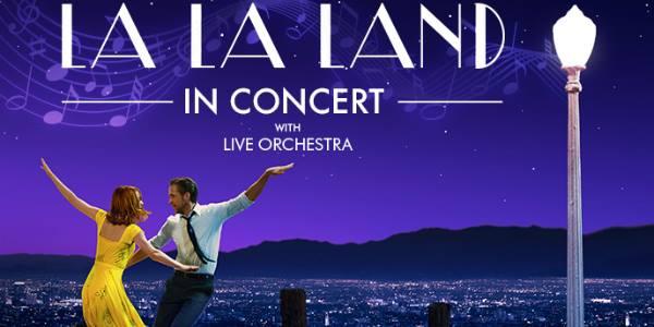 La La Land in Concert, The Bridgewater Hall, Manchester