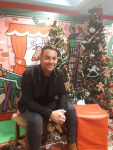 Ben Forster, Elf The Musical Launch