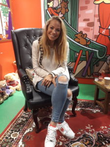 Liz McClarnon, Elf The Musical Launch
