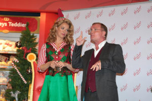 Elf the Musical Launch, Nathan Cox