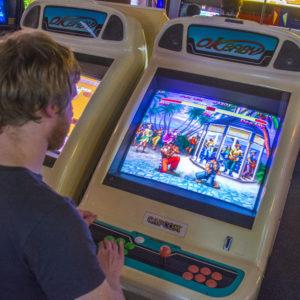 ArcadeClub, image by Drew Wilby