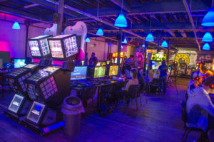 Arcade Club, image by Drew Wilby