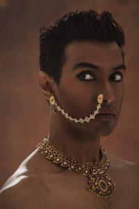 Bayadere - The Ninth Life dancer Sooraj Subramaniam photo Chris Nash