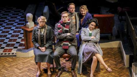 A Brief History of Women, Stephen Joseph Theatre,© Tony Bartholomew