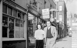 Nigel Kneale and Judith Kerr