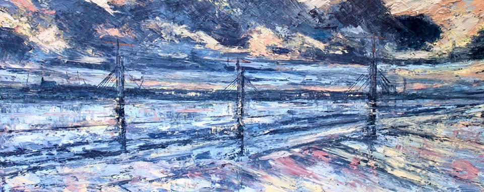 Crossings, by Shaun Smyth