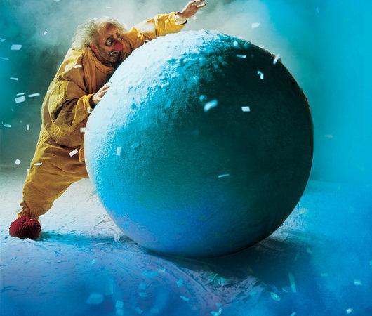Slava's Snow Show, The Lowry Salford