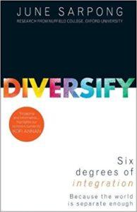 Diversify, June Sarpong