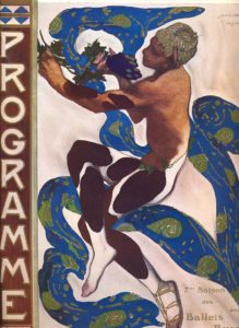 Leon Bakst, Vaslav Fomich Nijinsky,The Decorative Art of Leon Bakst, Dover Publishing.