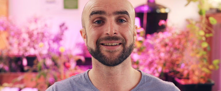 Marijuana grower becomes professional horticulturalist: Northern Soul chats to Hidden Tales Rochdale