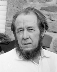 Aleksandr Isayevich Solzhenitsyn By Verhoeff, Bert - Dutch National Archives,