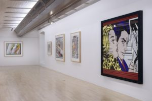 ARTIST ROOMS: Roy Lichtenstein in Focus, © Tate Liverpool, Roger Sinek