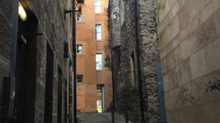 Edinburgh ginnel