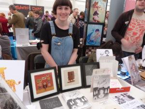 Emma Reynolds, image by Hazel Gibson