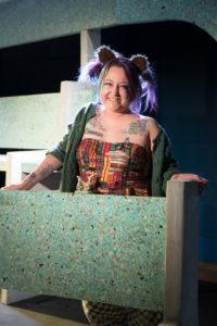 RET Jackie Hagan (Writer) in Cosmic Scallies
