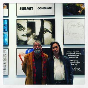 Robert Hamilton and Herman Yau