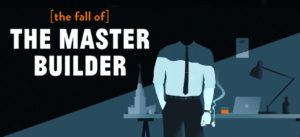 (the fall of) The Master Builder after Henrik Ibsen, West Yorks Playhouse