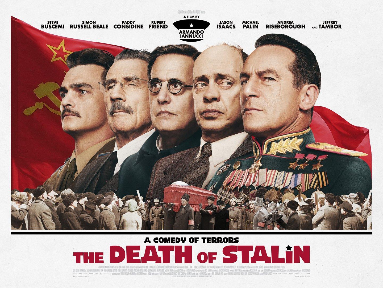 The Death of Stalin ile ilgili görsel sonucu