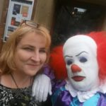 Cathy Crabb and Pennywise