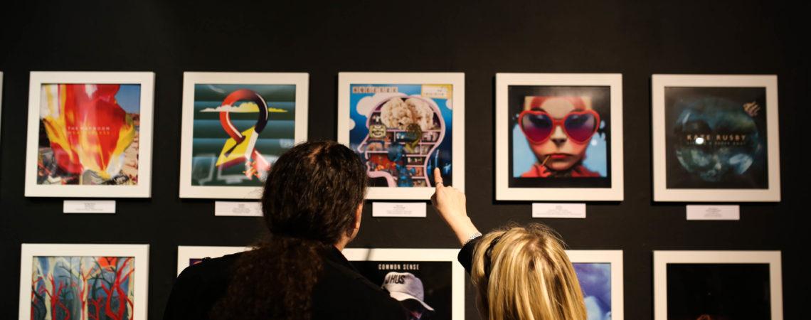 Art Vinyl Gallery Exhibition opening_20