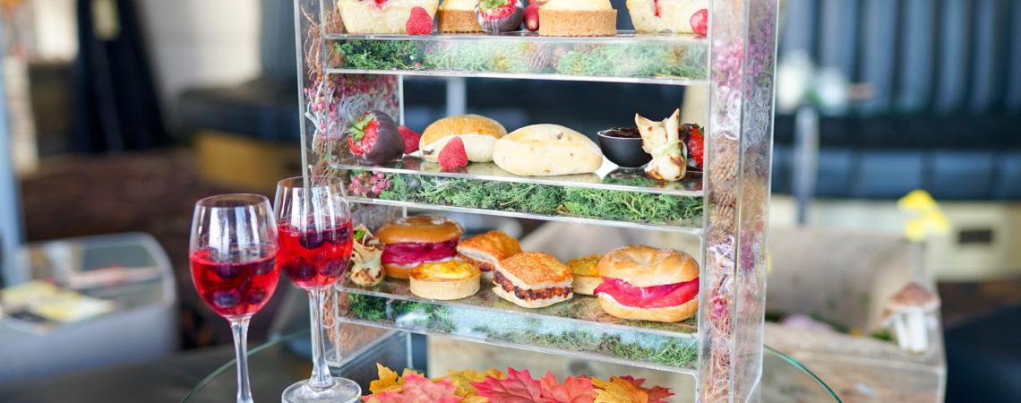 Hilton Deansgate - Cloud 23 afternoon tea