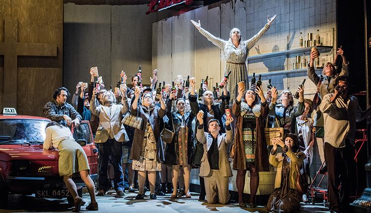 Little Greats, Opera North, The Lowry
