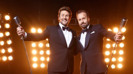 Alfie Boe and Michael Ball