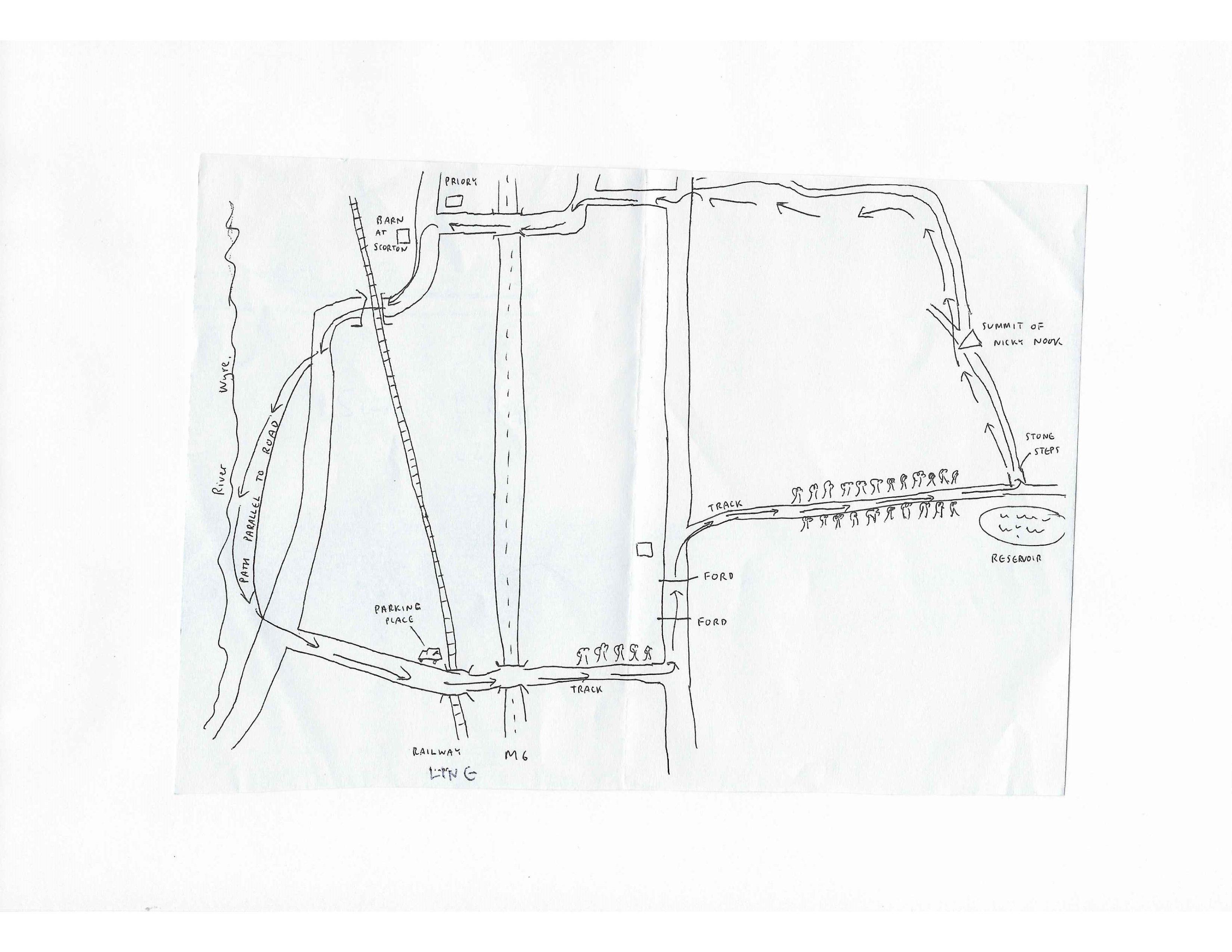 Nicky Nook map