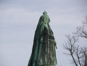 Queen Victoria statue, Lancaster