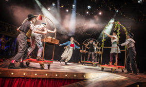 Alice in Wonderland at Northern Stage - credit Pamela Raith Photography