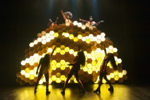 Hot Brown Honey pic 02 - photo by Dylan Evans