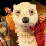 The Bear by Raymond Briggs at Waterside Arts Centre Picture © Jason Lock Photography