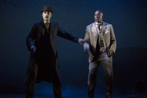 Jay Taylor & Patrick Robinson in Baskerville-318 Photo © Ellie Kurttz
