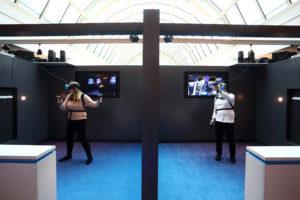 intu Trafford Centre's new IMAX VR Experience