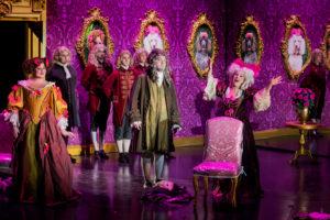 Cendrillon - Music by Jules Massenet - Libretto by Henri Cain - RNCM Opera - 6th December 2017Conductor - Martin AndréDirector - Olivia FuchsDesigner - Yannis ThavorisLighting Designer - Matt Haskins