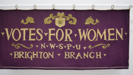 Brighton Women's Social and Political Union's (WSPU)