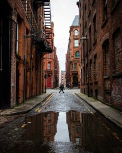 Manchester puddle
