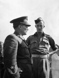 Yugoslav-leader-marsal-tito-talking-with-itzroy-maclean
