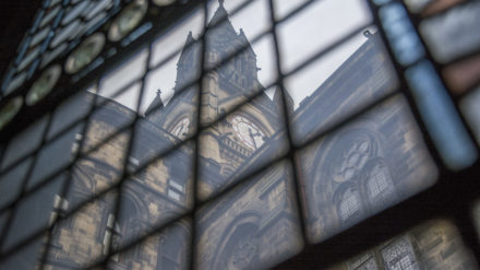 Manchester Town Hall by Drew Wilby