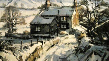 John McCombs - Dale Lane, Delph, Winter