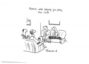 Tony Husband cartoons