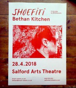 Shoefiti, Bethan Kitchen