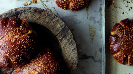 Date Brioche, Feasts from the Middle East
