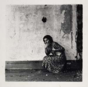 Francesca Woodman, 1958-ARTIST ROOMS Acquired jointly with the National Galleries of Scotland through The d'Offay Donation with assistance from the National Heritage Memorial Fund and the Art Fund 2008 © Courtesy of Charles Woodman 1981 Untitled 1975-80