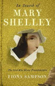 In Search of Mary Shelley cover